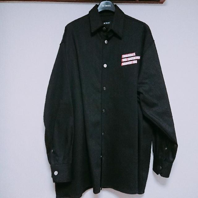 RAF SIMONS(ラフシモンズ)のrafsimons 18AW メンズのジャケット/アウター(Gジャン/デニムジャケット)の商品写真