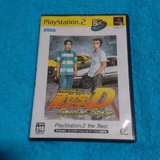 プレイステーション2(PlayStation2)のPS2【頭文字D スペシャルステージ】(家庭用ゲームソフト)