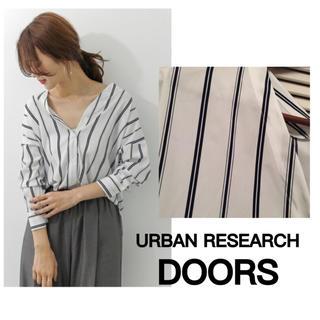 DOORS / URBAN RESEARCH - 定価5184円 アーバンリサーチ  ドアーズ ストライプシャツ