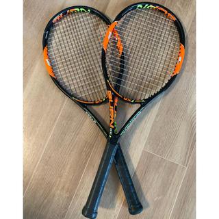 ウィルソン(wilson)のWILSON BURN 95J  硬式 テニスラケット 2本セット(ラケット)