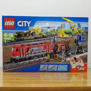 レゴ(Lego)のLEGO レゴシティ 60098 パワフル貨物列車(その他)