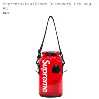 Supreme - supreme Dry bag 5L  レッド