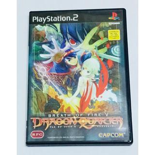 プレイステーション2(PlayStation2)のPS2 ブレス オブ ファイアⅤ(家庭用ゲームソフト)
