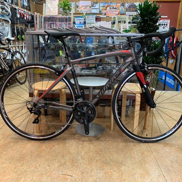 2019 ウィリエール モンテグラッパチーム シマノ105仕様 Sサイズ アルミ スポーツ/アウトドアの自転車(自転車本体)の商品写真