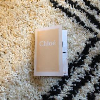 クロエ(Chloe)の【Chloe】オードトワレ(1.2mL)(香水(女性用))
