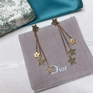 ディオール(Dior)のDior ディオール レディース イヤリング 星形(イヤリング)
