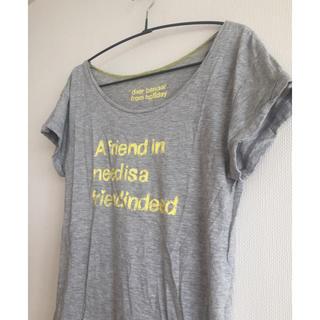 ホリデイ(holiday)のholiday/Tシャツ(Tシャツ/カットソー(半袖/袖なし))