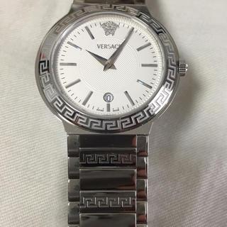 ヴェルサーチ(VERSACE)のたなか様専用  ヴェルサーチ スイスクォーツ 稼働中(腕時計(アナログ))