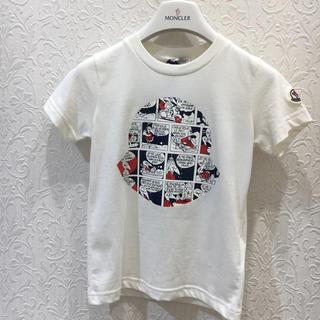 モンクレール(MONCLER)のモンクレール キッズ カットソー  4A(Tシャツ/カットソー)