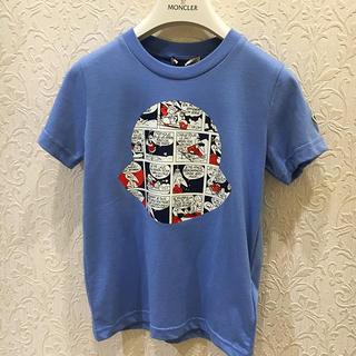 モンクレール(MONCLER)のモンクレール キッズカットソー  6A(Tシャツ/カットソー)