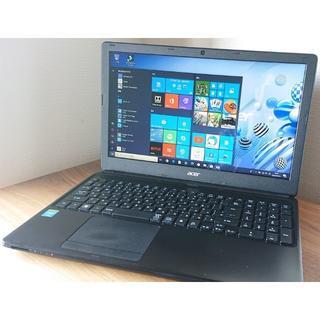 Acer - acer Aspire/windows10/SSD/15.6インチ