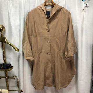 ミナペルホネン(mina perhonen)のミナペルホネン ドレープ コート ジャケット 正規品(ノーカラージャケット)