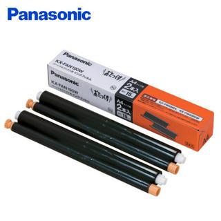 Panasonic - 新品 KX-FAN190W*2 黒 FAXインク おたっくす 2本入り×2個