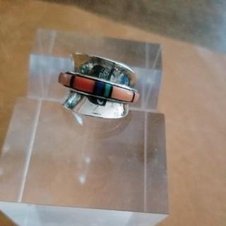 インディアンジュエリー ナバホ族 リング(リング(指輪))