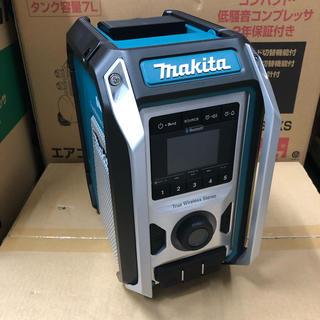 Makita - 【新製品‼︎新型高音質ラジオ‼︎】マキタ 充電式ラジオ MR113 青色