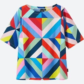 マリメッコ(marimekko)のマリメッコ ユニクロコラボTシャツ(Tシャツ(半袖/袖なし))