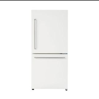 ムジルシリョウヒン(MUJI (無印良品))のmanu様専用    無印 冷蔵庫 157L(冷蔵庫)