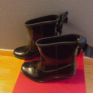 オリエンタルトラフィック(ORiental TRaffic)の新品⭐️ オリエンタルトラフィック レインブーツ(レインブーツ/長靴)