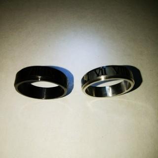 ステンレスリング(リング(指輪))