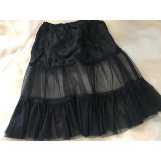 エムズグレイシー(M'S GRACY)のエムズグレイシー☆ パニエスカート(ひざ丈スカート)