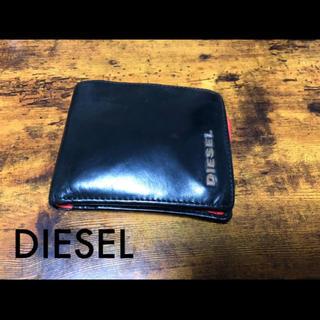 ディーゼル(DIESEL)の二つ折り財布 DIESEL ディーゼル 革財布(折り財布)