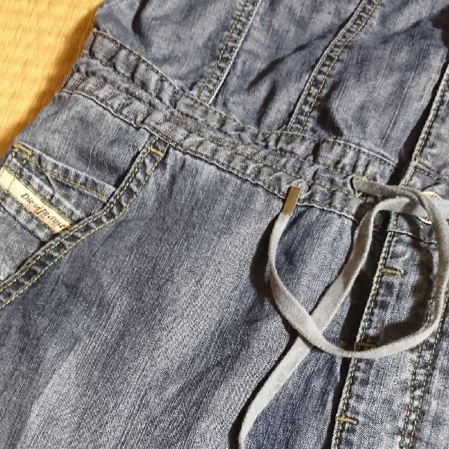DIESEL(ディーゼル)のディーゼル オールインワン オーバーオール レディースのパンツ(サロペット/オーバーオール)の商品写真