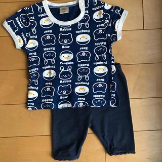 ベビーギャップ(babyGAP)のボンアミーTシャツとGapズボンのセット(その他)