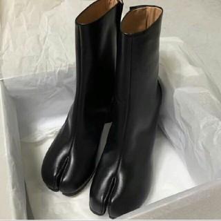 マルタンマルジェラ(Maison Martin Margiela)のMaison Margiela マルジェラ  足袋ブーツ 40(ブーツ)