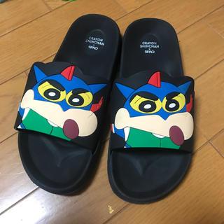 バンダイ(BANDAI)のクレヨンしんちゃん スリッパ サンダル(サンダル)