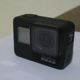 ゴープロ(GoPro)のGOPRO HERO7 BLACK 4K60p ウェアラブルカメラ(コンパクトデジタルカメラ)