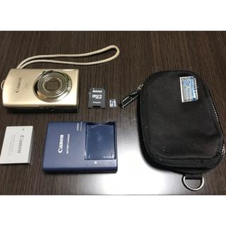 Canon - Canon キャノンデジカメ PC1308 IXY920Is microSD8G