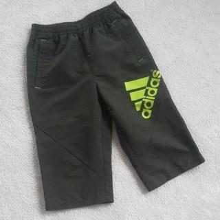 130㎝ adidas ハーフパンツ