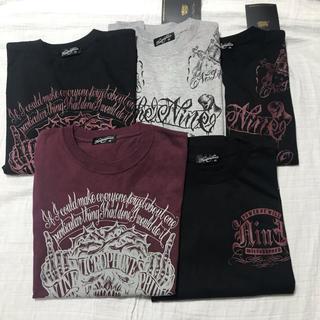 サブサエティ(Subciety)のナインマイクロフォンズ サブサエティ Tシャツ ライブTシャツ ロックtシャツ(Tシャツ/カットソー(半袖/袖なし))