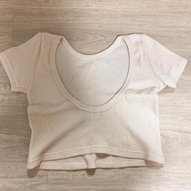 Cher(シェル)のシェルショア Tシャツ レディースのトップス(Tシャツ(半袖/袖なし))の商品写真
