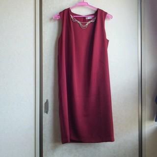 バビロン(BABYLONE)のドレス&ストールset(ミディアムドレス)