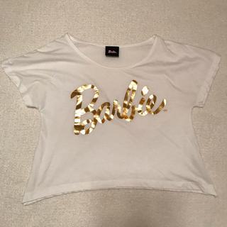 バービー(Barbie)のBarbie トップス(Tシャツ(半袖/袖なし))