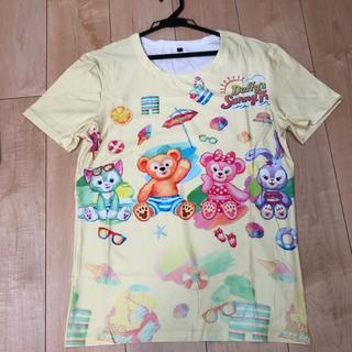 ダッフィー(ダッフィー)の新品✨ダッフィーフレンズ  Tシャツ(Tシャツ(半袖/袖なし))