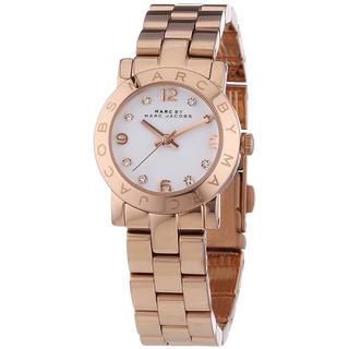 マークバイマークジェイコブス(MARC BY MARC JACOBS)のMARC 腕時計 ゴールド(腕時計)
