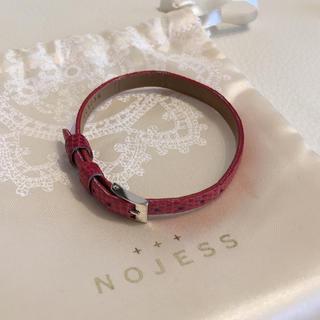 NOJESS - 【ノジェス】腕時計ベルト*赤