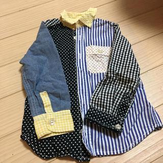 マーキーズ(MARKEY'S)のマーキーズ クレイジーパターンシャツ100(Tシャツ/カットソー)