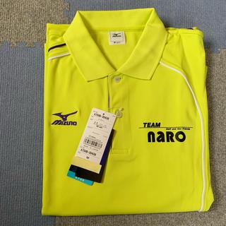 ミズノ(MIZUNO)のミズノ チームナロ ポロシャツ サイズM(ウェア)