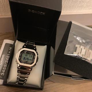 ジーショック(G-SHOCK)の7/18迄 最終値下げ G-SHOCK GMW B5000 フルメタル 35周(腕時計(デジタル))