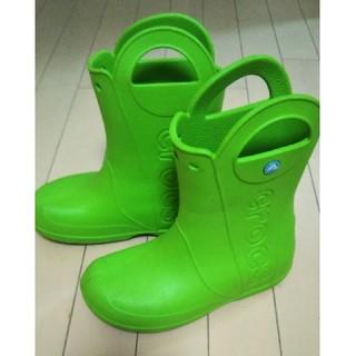 クロックス(crocs)のクロックス ハンドルイット(長靴/レインシューズ)