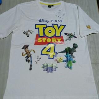 トイストーリー(トイ・ストーリー)のトイ・ストーリー4 Tシャツ 大きいサイズ  サイズ 3L (Tシャツ/カットソー(半袖/袖なし))
