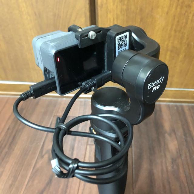 GoPro(ゴープロ)の[ヒュプノス様専用]Hohem iSteady Pro スマホ/家電/カメラのカメラ(その他)の商品写真