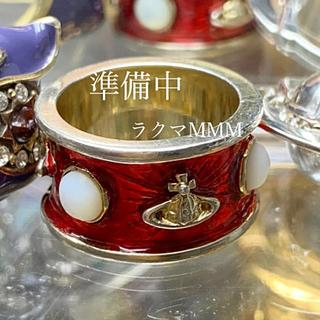 ヴィヴィアンウエストウッド(Vivienne Westwood)の初期旧型 キングリング/M(リング(指輪))