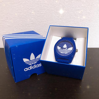 adidas - adidas 腕時計 (青)