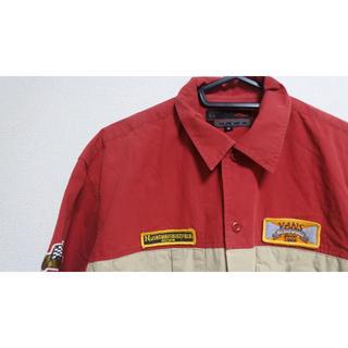 ヴァンズ(VANS)の[1点物]VANS ワークシャツ vintage 90年代物(シャツ)