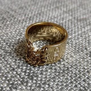 クロエ(Chloe)のクロエ・チェーンリング・指輪・ゴールド・chloe(リング(指輪))