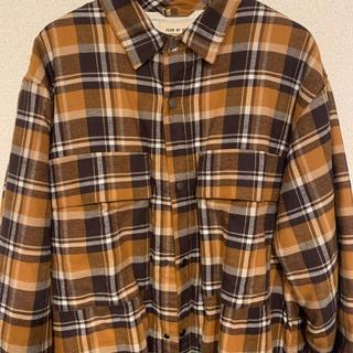 フィアオブゴッド(FEAR OF GOD)のM fearofgod flannel jacket (シャツ)